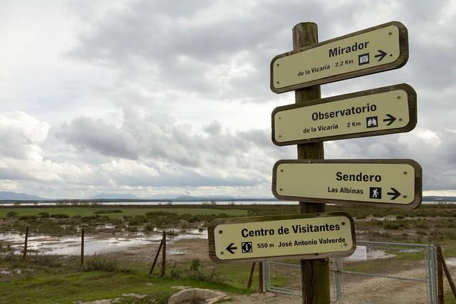 Mirador, Observatorio, Sendero, Centro de Visitantes