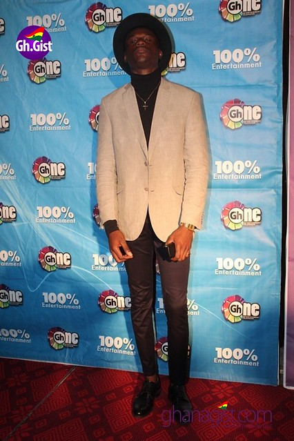 Joey B at Ghana Music Awards 2014