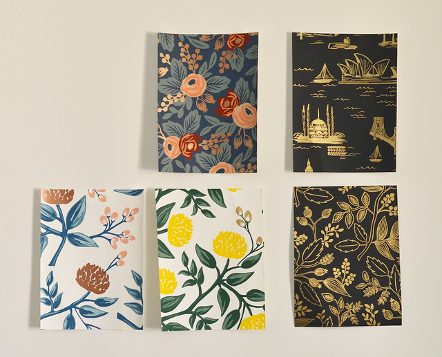 Wallpaper Love: Rifle Paper Co + Hygge And West