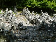 Steinmännchen am Soonwaldsteig