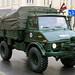 Small photo of Latvian Army Unimog