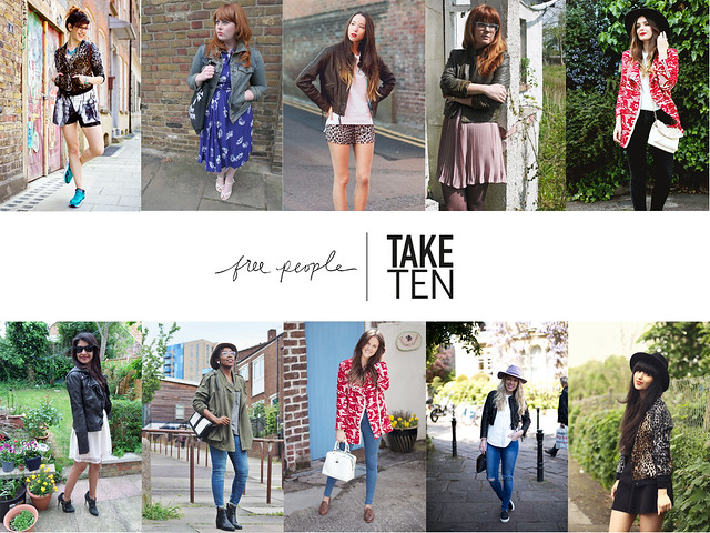 Take Ten Free People