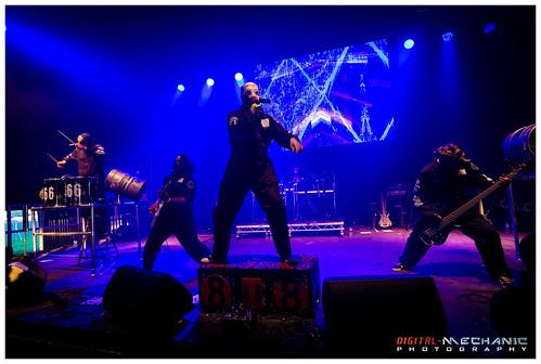 Slipknot Concert 2014
