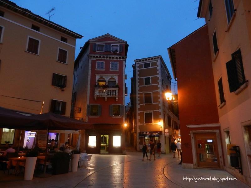 Улицы Ровиня романтичны