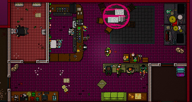 Devolver Roundup-Hotline Miami 2