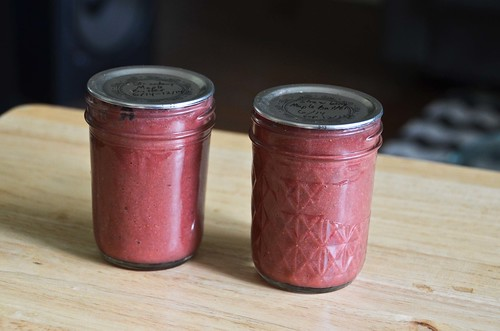 Strawberry Maple Butter