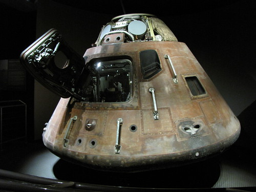 "Apollo 14 Capsule - ""Kitty Hawk"""