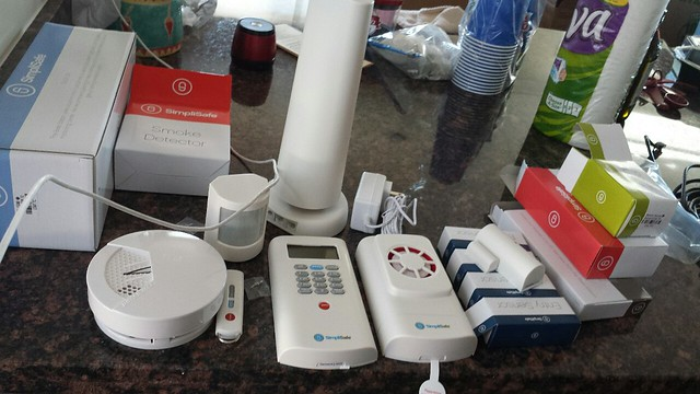 Giving Simplisafe Wireless Security System A Try Super