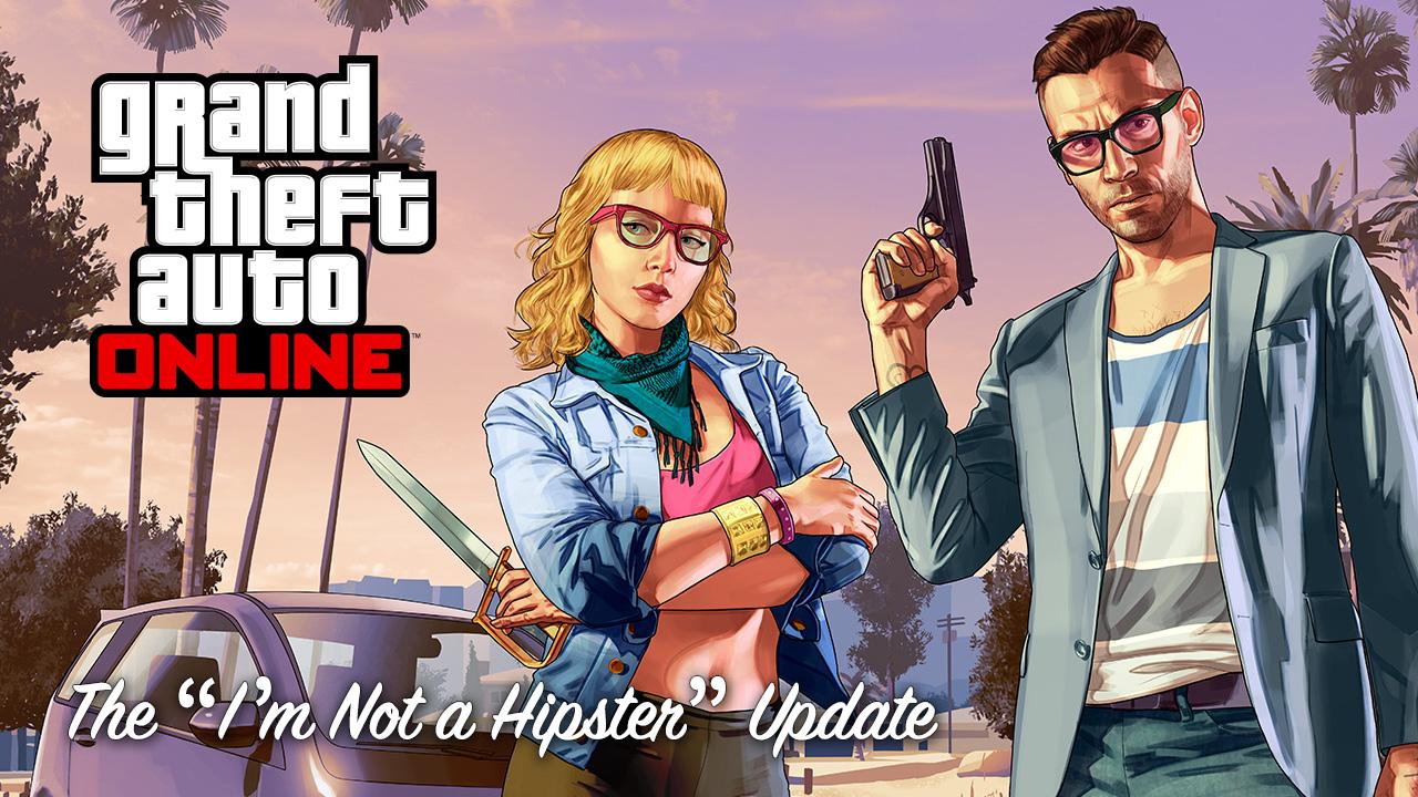 GTA Online: