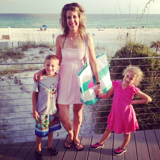 Let's get this party started!! #beach #destin #proudmomma