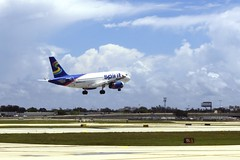 N534NK ~ Spirit Air  Airbus A318