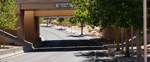 Wild Hogs Filming Location - Tijeras Avenue NE, Albuquerque, New Mexico