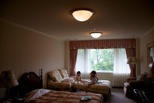 裏磐梯ホテル部屋