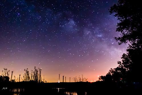 Goodbye Milky Way