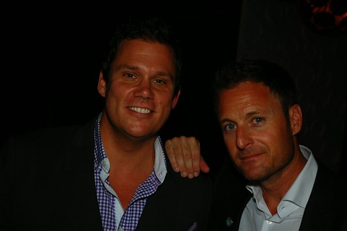 Bob Guiney of The Bachelor and The Bachelorette and Chris Harrison