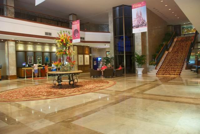 Marco Polo Cebu Lobby