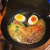 My ramen has a face