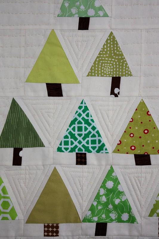 Wonky Trees detail
