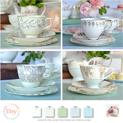 Nancys Tea shop @Etsy