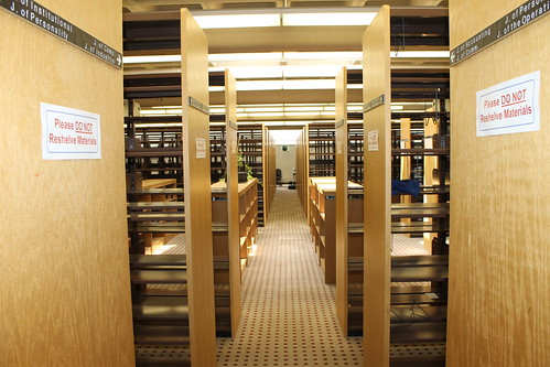 Kresge Library Collection Transfer - July 10, 2014