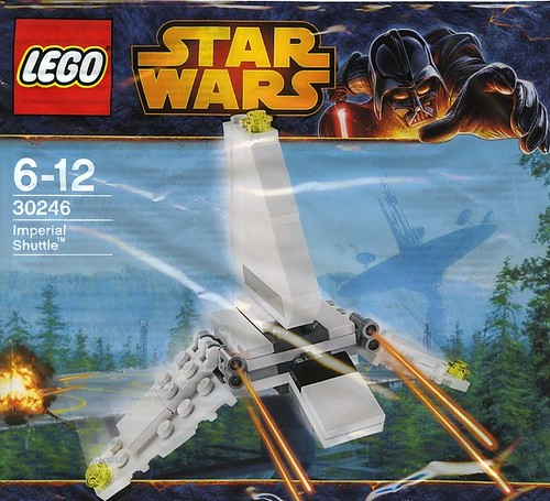 LEGO Star Wars Imperial Shuttle (30246) Polybag