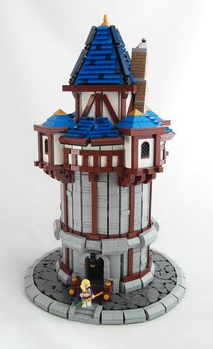 Garrison Mage Tower 4