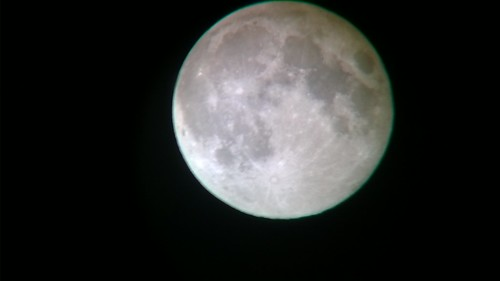 Luna Piena 10 Agosto.