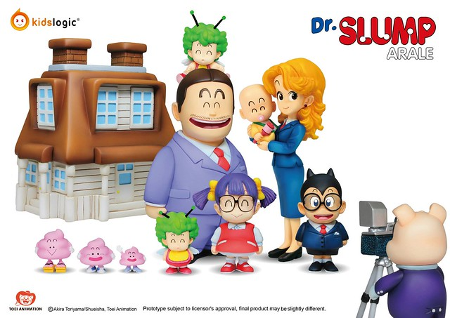 Kids Nations 怪博士與機器娃娃