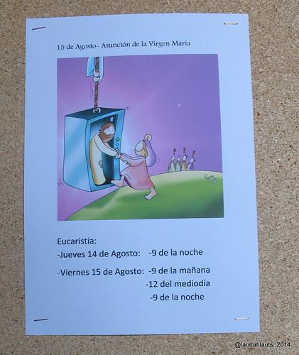 Asución de María, Siglo XXI