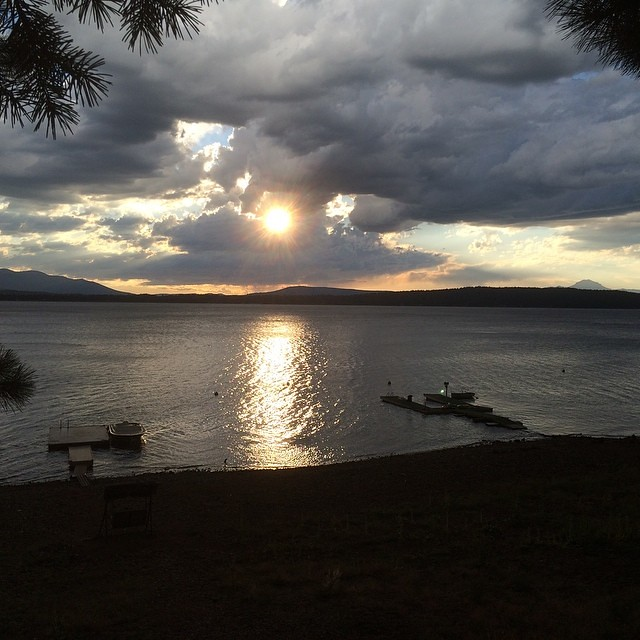 Until next year - 2014 Lake Almanor Day 8 - #lake_almanor_2014