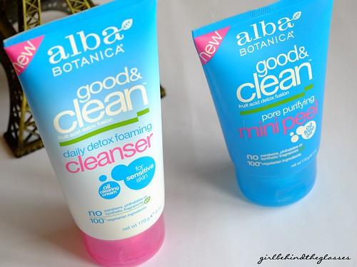Alba Botanica Good & Clean