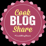 Cook blog share logo