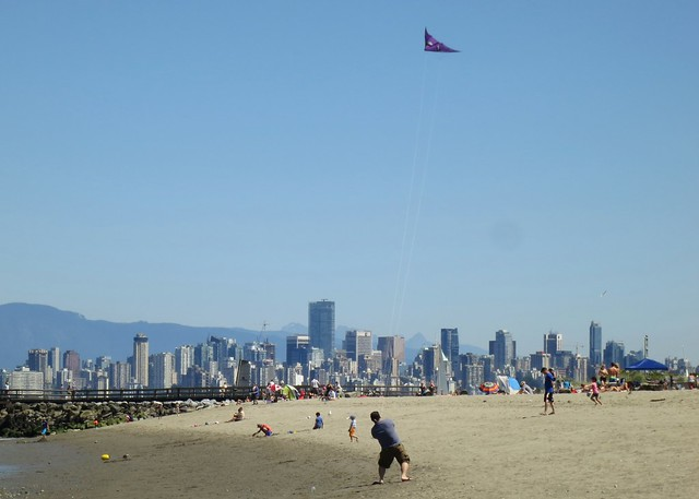 An exercise in kite-flying