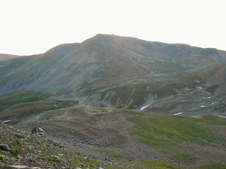 Mount Belford and Upper Missouri Gulch