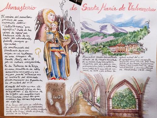 Monasterio de Santa María de Valvanera