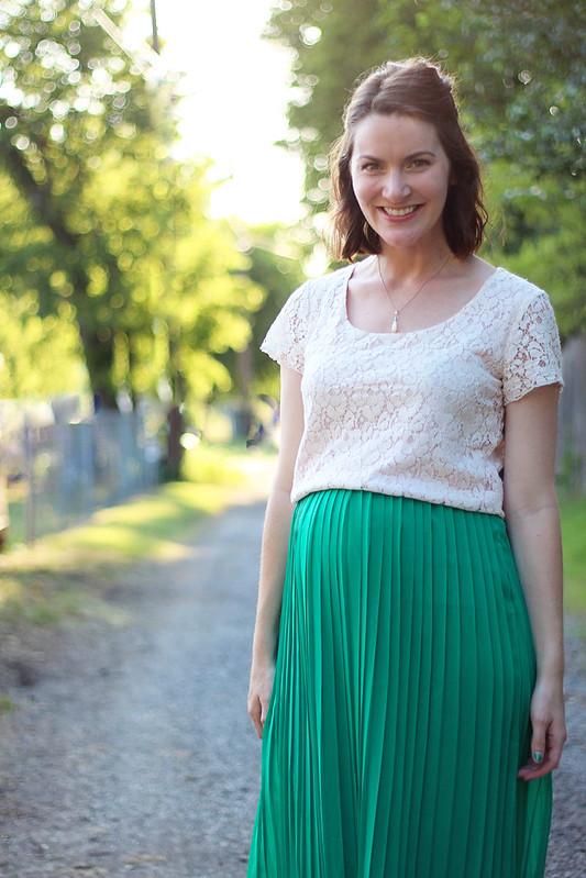 green-maxi-lace-shirt-2