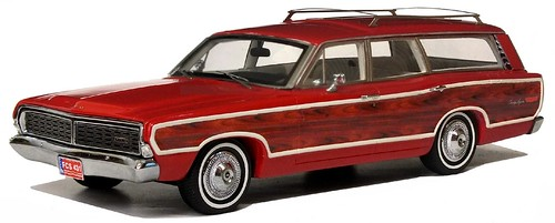 Kess Ford Country Squire 1968 (b)
