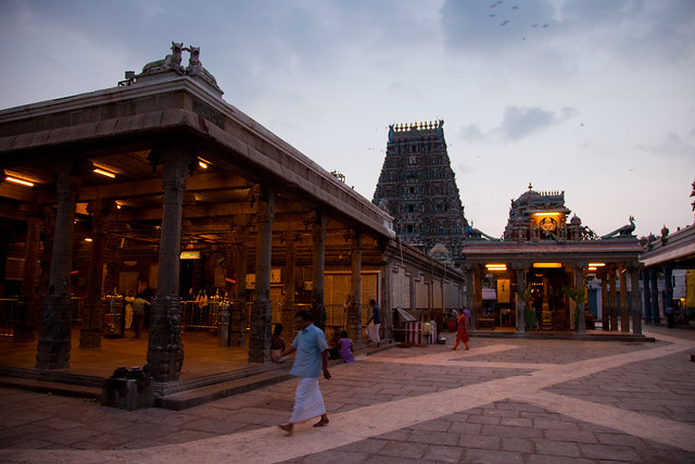 Kapaleeswarar Temple, Mylapore - Happy Madras Week!!!