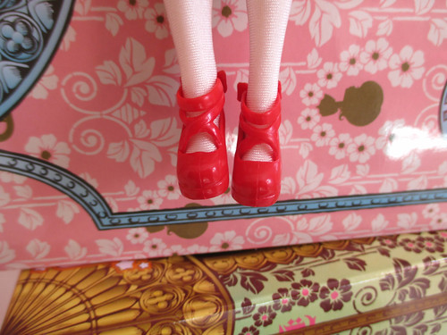 Dal Madoka's shoes
