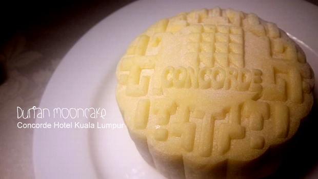 Mooncake  Concorde  Hotel Kuala Lumpur 1