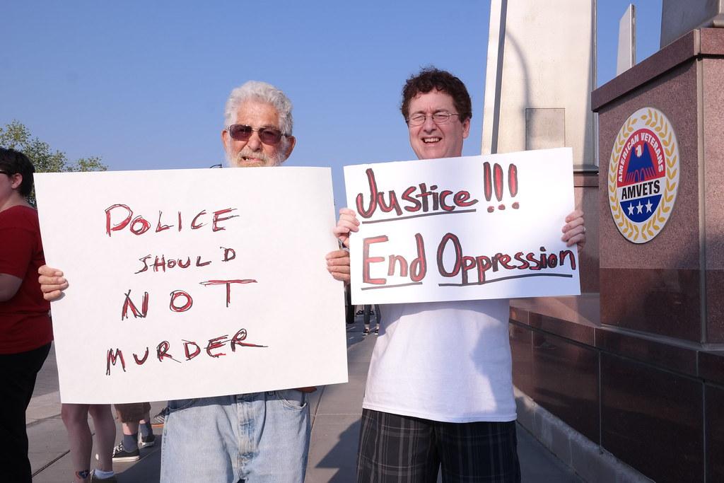 Police Should Not Murder