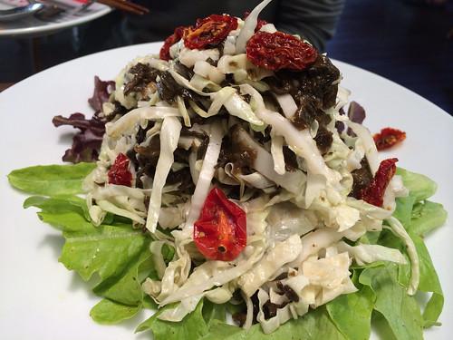 Seaweed Salad : Rasayana Raw Food