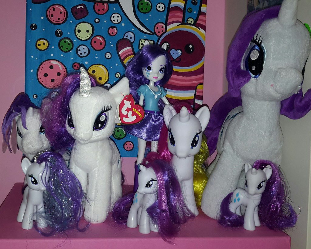 My Rarity Collection!