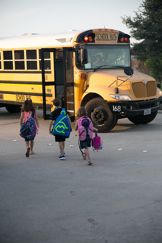 First Day of School 2014-15