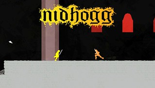 Nidhogg on PS Vita