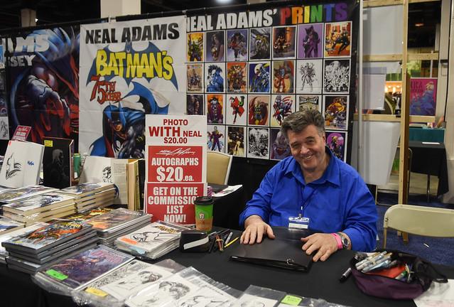 Header of neal adams