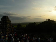 Sunset at Phnom Bakheng Angkor Thom - 20