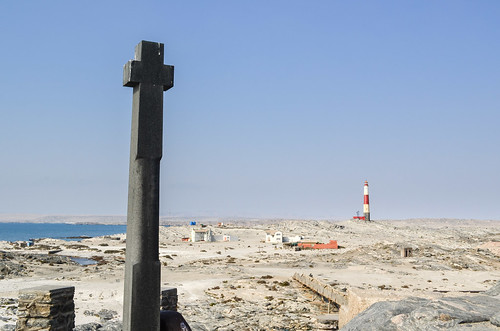 Diaz cross, the Portuguese in Lüderitz, Namibia, in 1488