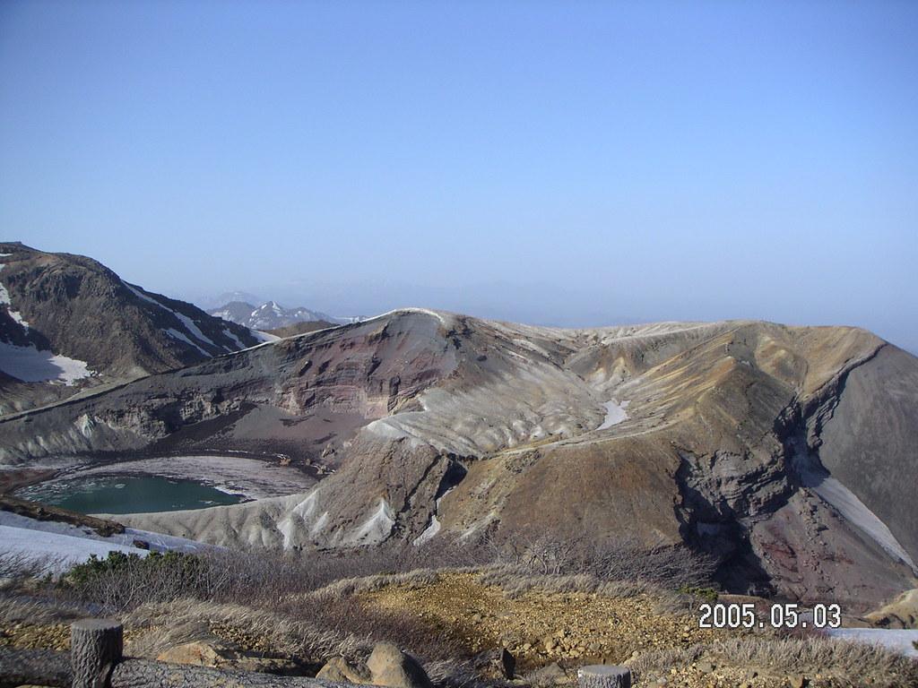 蔵王のお釜20050503 (5)