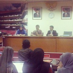 Suasana Penutupan Kongres Guru TIK seIndonesia, SMAN 54 Jakarta, Rawa Bunga Jatinegara Jaktim